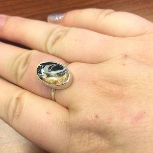Jewelry - Buffalo turquoise ring